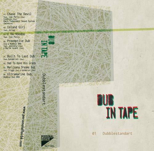 Cassette : Dubblestandart - Dub In Tape (Cassette)
