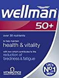 Wellman Vitabiotics 50+ Advanced Vitamin And Mineral Supplement 30 Tablets For Sale