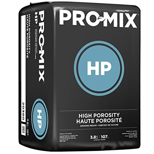 20380RG PRO-MIX HP High Porosity Grower Mix, 3.8 cu. ft. (Growers Mix)