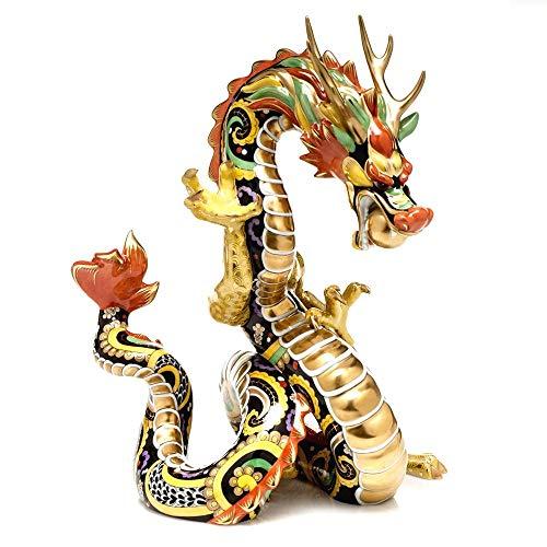 (Herend Medieval Dragon Porcelain Figurine Reserve)