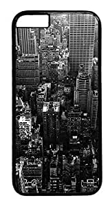 For Case Iphone 5/5S Cover, New York City Madness Designer Rugged Hard Plastic Back Protector For Case Iphone 5/5S Cover PC Black