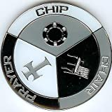 Chip Chair Prayer Poker Weight Card Guard Commerative