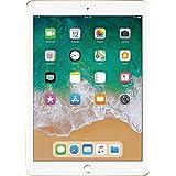 2017 Model Apple iPad 9.7-Inch Retina Display, 128GB, WIFI, Bluetooth, Touch ID, Apple Pay, Siri, FaceTime HD Camera, Gold