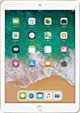 2017 Model Apple iPad 9.7-Inch Retina Display - 128GB - WIFI - Bluetooth - Touch ID - Apple Pay - Siri - FaceTime HD Camera - Gold