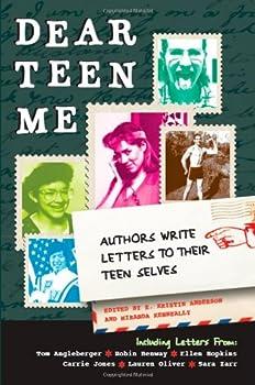 Dear Teen Me 1936976218 Book Cover