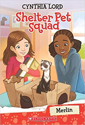 amazon merlin shelter pet squad cynthia lord erin mcguire