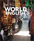 World English 3: Student Book/Online Workbook Package (World English, Second Edition: Real People Real Places Real)