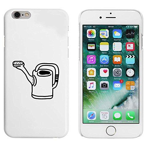 Weiß 'Gießkanne' Hülle für iPhone 6 u. 6s (MC00087733)