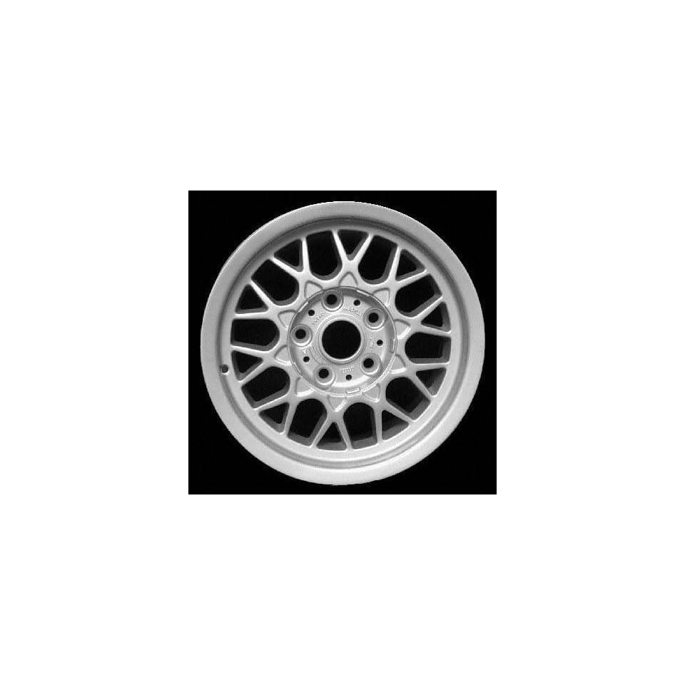 99 00 BMW 540IT 540 it ALLOY WHEEL RIM 15 INCH, Diameter 15, Width 7 (WEB DESIGN), 20mm offset Style #29, SILVER, 1 Piece Only, Remanufactured (1999 99 2000 00) ALY59249U10