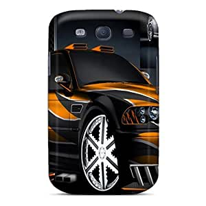 New Style GAwilliam Bmw Premium Tpu Cover Case For Galaxy S3