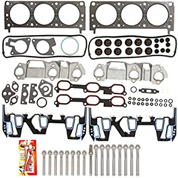 Roadstar Fit for Buick Chevy 3.1L 3.4L Engine Cylinder Head Gasket Set WithO Head Bolt