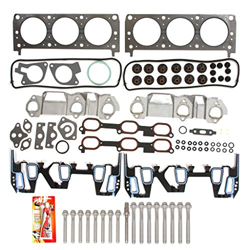 - Chevrolet Pontiac Oldsmobile 3.1 & 3.4 Head Gasket Set Head Bolts