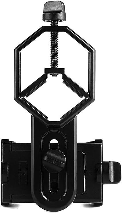 OneBird montura soporte de teléfono portátil - travailler con binocular monocular telescopio y microscopio - para Smartphone iPhone Sony Samsung Moto HTC: Amazon.es: Deportes y aire libre