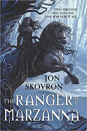 The Ranger of Marzanna (The Goddess War (1)): Skovron, Jon ...