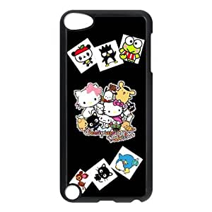 Custom Your Own Personalized Unique Sanrio people group photo Ipod Touch 5th Durable Case Cover by Maris's Diary