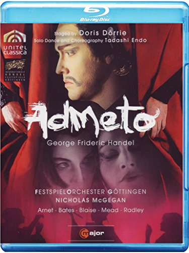 David Bates - Admeto (Blu-ray)