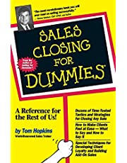 Sales Closing For Dummies