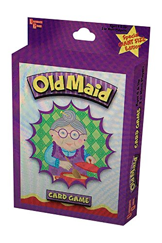 Where to find old maid cards jumbo?