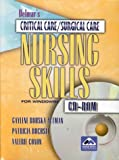 Surgical Care Nursing Skills 9780766807198