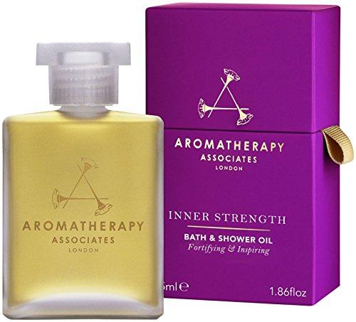 Aromatherapy Associates Inner Strength Bath & Shower Oil-1.86 oz.