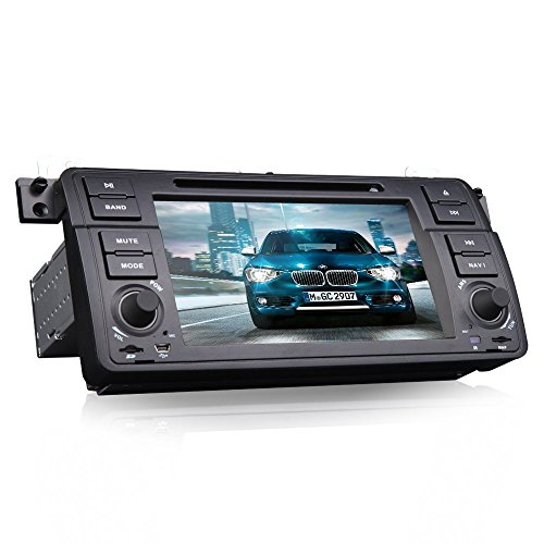 susay bmw e46 7 digital gps navigation car dvd stereo. Black Bedroom Furniture Sets. Home Design Ideas