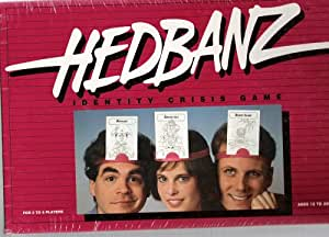 HEDBANZ Identity Crisis Game