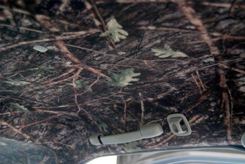 Heads Up OptionZ Leaf Camoflage Headliner Kit
