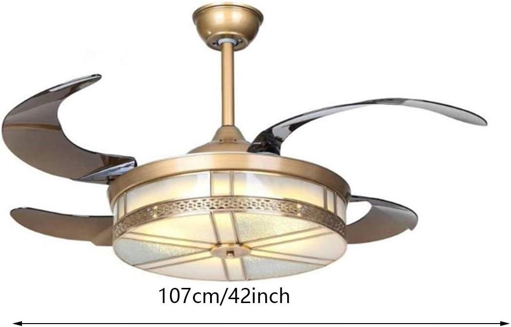 Lámparas Colgantes Araña, lámpara de Ventilador LED, lámpara de ...