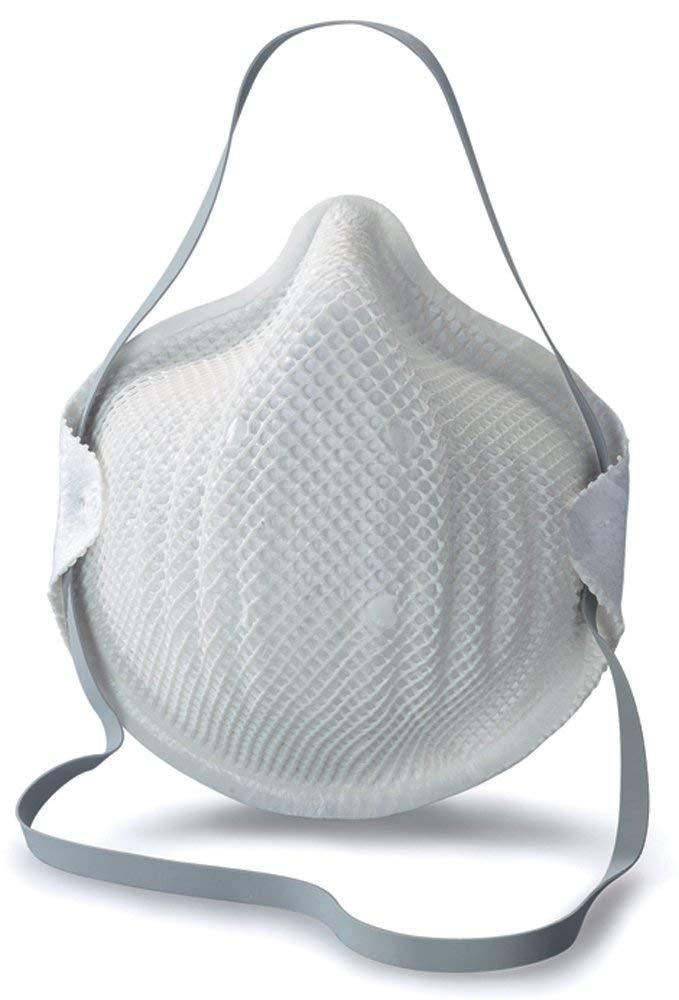 Ramda Pro® – Juego de 3 máscaras respiratorias – Máscara respiratoria Premium – FFP1 Máscara de protección bucal – Máscara de Polvo Fino con válvula
