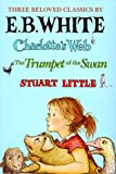 img - for Three Beloved Classics: Charlotte's Web/Stuart Little/The Trumpet of the Swan book / textbook / text book