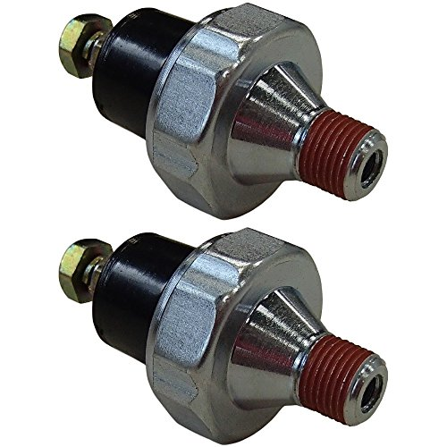 Two (2) Oil Pressure Switch 8 PSI for Generac Generator PW G099236 099236 99236