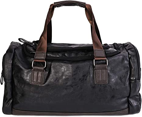 UK Large Men/'s Sports Gym Duffle Bag Travel Luggage Shoulder Bags Storage Tote