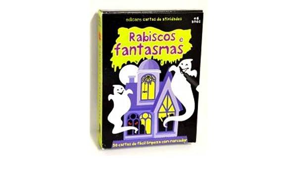 Cartas - Rabiscos e Fantasmas (Portuguese Edition): Edicare ...