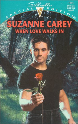 book cover of When Love Walks in