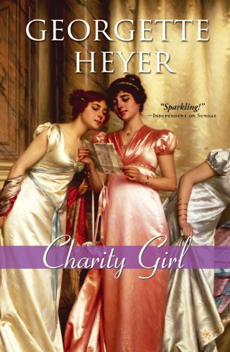 Charity Girl (Regency Romances Book 27)