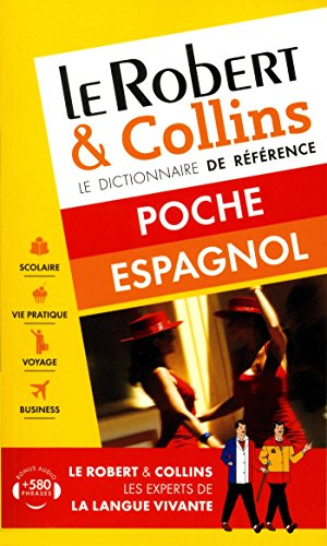 Le Robert & Collins Poche Espagnol - dictionnaire francais - espagnol / espanol - frances (French and English Edition)