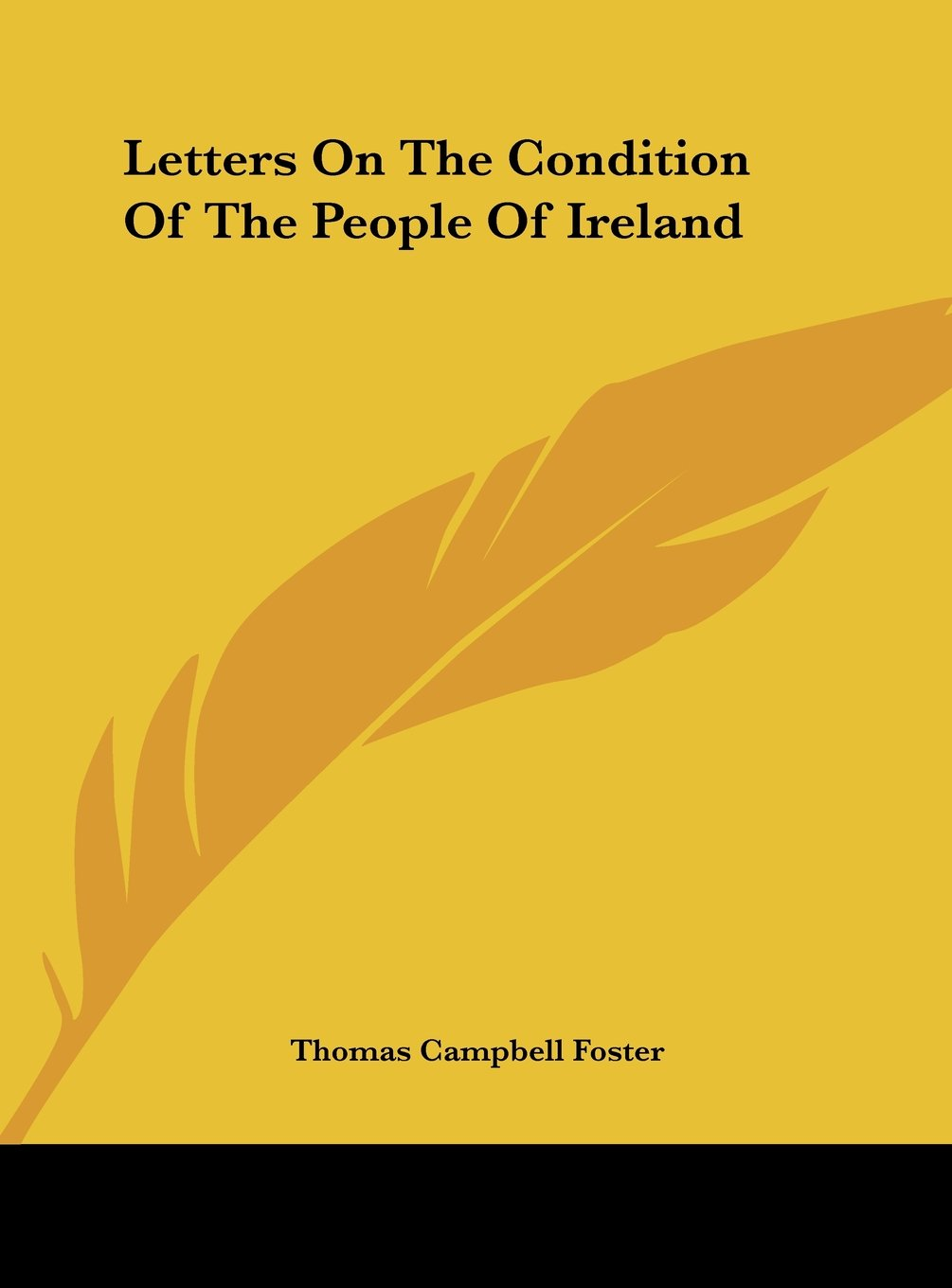 Letters on the Condition of the People of Ireland pdf epub