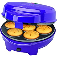 3 en 1 de Muffin Maker 700 W (Donuts, 7 Muffins, 7 donuts, 12 pop-cakes, popcakes, Back surfaces changeable)