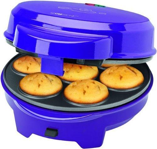 3in1Cake Pop Maker Donut Maker Muffin Maker (wechselbare Back superfici, rivestimento antiaderente + incluso 50Cake Pop Bastoncini) Piastra per waffle Cup Cakes babycakes Muffin ferro ciambelle di dispositivo Clatronic