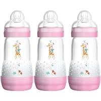 MAM Easy Start - Botella anti-cólico esterilizante, flujo