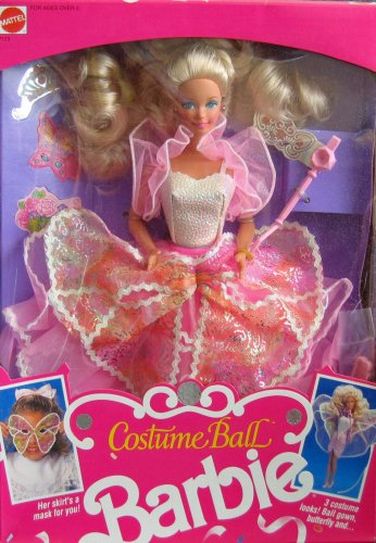 Barbie Bodice Costume (Costume Ball Barbie)