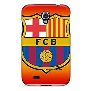 Hot Design Premium Thf5621RQRg Tpu Case Cover Galaxy S4 Protection Case(fc Barcelona)