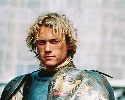 A Knight'S Tale Heath Ledger 16x20 Canvas Giclee (Knights Tale Poster)