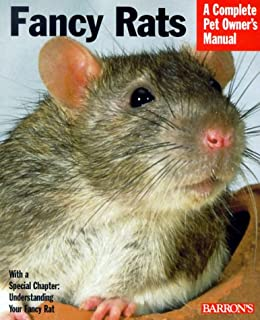 The proper care of fancy rats nick mays 0018214234012 amazon fancy rats complete pet owners manuals fandeluxe Choice Image