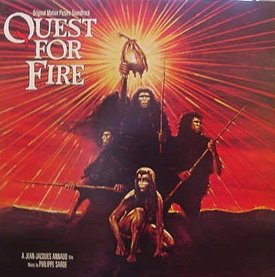 QUEST FOR FIRE [LP VINYL] [Vinyl]