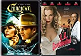L.A. Confidential & Chinatown DVD 2 Pack Crime Mystery Movie Set