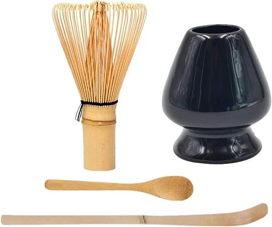Accessori per la cerimonia del t/è del Giapponese Cucchiaino di Bamb/ù per Matcha