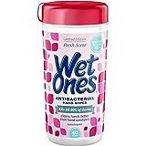 Wet Ones Antibacterial Hand Wipes, Fresh Scent 40 ea