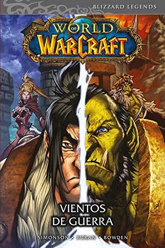 donde comprar los libros de warcraft