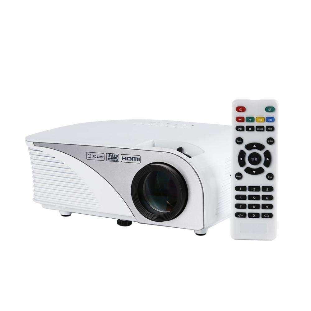 WHLDCD Proyector Producto de Moda Mini proyector LED Beamer Home ...